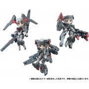 Desktop Army Y-021d Millenia Series Alpha Platoon (Set of 3 pieces) (Japan)