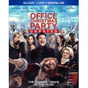 Office Christmas Party [Blu-ray+DVD+Digital HD] (US)