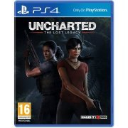 Uncharted: The Lost Legacy (Europe)