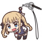 Saekano: How to Raise a Boring Girlfriend Tsumamare Strap: Eriri Spencer Sawamura Flat Ver. (Japan)