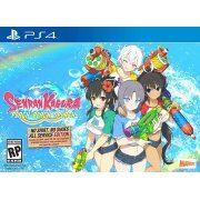 Senran Kagura: Peach Beach Splash [No Shirt, No Shoes, All Service Edition] (US)