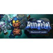 Dungelot: Shattered Lands (Steam) steam digital (Region Free)