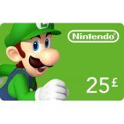 Nintendo eShop Card 25 GBP | EU Account  digital (Europe)