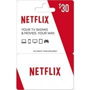 Netflix Gift Card 30 USD | US Account (US)