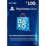 PSN Card 100 USD | Playstation Network US digital (US)