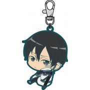 Sword Art Online The Movie -Ordinal Scale- Bocchi-kun Rubber Mascot: Kirito (Japan)