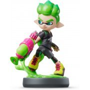amiibo Splatoon Series Figure (Boy Neon Green) (Japan)
