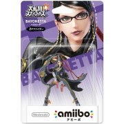 amiibo Super Smash Bros. Series Figure: 2P Fighter (Bayonetta) (Japan)