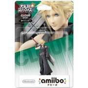 amiibo Super Smash Bros. Series Figure: 2P Fighter (Cloud) (Japan)