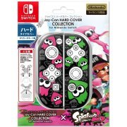 Joy-Con Hard Cover (Splatoon 2 Type B) (Japan)