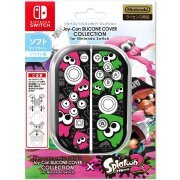 Joy-Con Silicone Cover (Splatoon 2 Type B) (Japan)