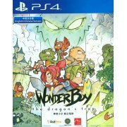 Wonder Boy: The Dragon's Trap (Multi-Language) (Asia)