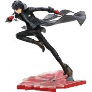 ARTFX J Persona 5 1/8 Scale Pre-Painted Figure: Protagonist Phantom Thief Ver. (Re-run) (Japan)