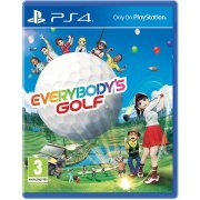Everybody's Golf (Europe)