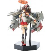 Kantai Collection -KanColle- PLAMAX MF-17 1/20 Scale Model Kit: Minimum Factory Yamato (Re-run) (Japan)