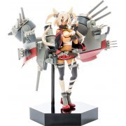 Kantai Collection -KanColle- PLAMAX MF-18 1/20 Scale Model Kit: Minimum Factory Musashi (Re-run) (Japan)