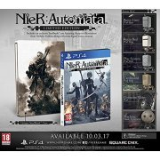 NieR: Automata [Steelbook Edition] (Europe)
