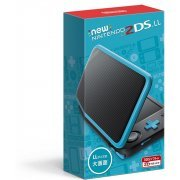 New Nintendo 2DS LL (Black x Turquoise) (Japan)