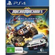 Micro Machines World Series (Australia)