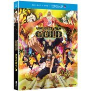 One Piece Film: Gold [Blu-ray+DVD+Digital HD] (US)