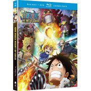 One Piece: Heart Of Gold [Blu-ray+DVD] (US)