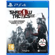 Shadow Tactics: Blades of the Shogun (Europe)