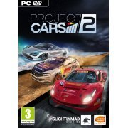 Project Cars 2 (DVD-ROM) (Europe)