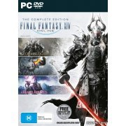 Final Fantasy XIV Online: The Complete Edition (DVD-ROM) (Australia)
