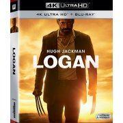 Logan (4K UHD+BD Theatrical + Noir Version) (Hong Kong)