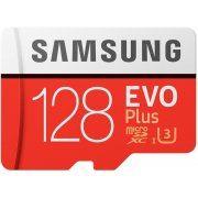 Samsung microSDXC EVO Plus 128GB, UHS-I U3/Class 10 (2017)