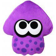Splatoon 2 Plush: Neon Purple Squid Cushion (Japan)