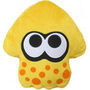 Splatoon 2 Plush: Sun Yellow Squid Cushion (Japan)