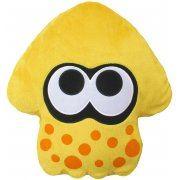 Splatoon 2 Plush: Sun Yellow Squid Cushion (Japan)