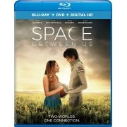 The Space Between Us [Blu-ray+DVD+Digital HD] (US)
