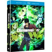 Dimension W: The Complete Series (US)