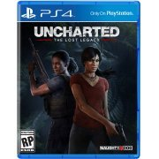 Uncharted: The Lost Legacy (Asia)