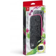 Nintendo Switch Carrying Case & Screen Protector (Splatoon 2 Edition) (Asia)