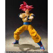 S.H.Figuarts Dragon Ball Z: Super Saiyan God Son Goku (Asia)