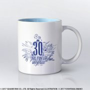 Final Fantasy 30th Anniversary Mug Cup (Japan)