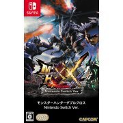 Monster Hunter XX Nintendo Switch Ver. (Japan)