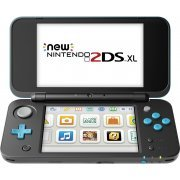 New Nintendo 2DS XL (Black x Turquoise) (US)