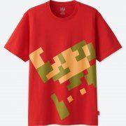 Super Mario Men Utgp Nintendo Short-Sleeve Graphic T-shirt (M Size) (Japan)