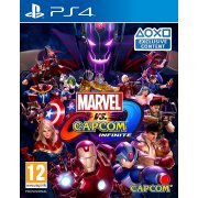 Marvel vs. Capcom: Infinite (Europe)