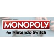 Monopoly for Nintendo Switch (English) (Asia)