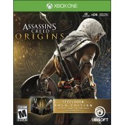 Assassin's Creed Origins [Steel Book Gold Edition] (US)