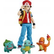 figma Pokemon: Red [Good Smile Company Online Shop Limited Ver.] (Japan)