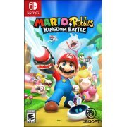 Mario + Rabbids: Kingdom Battle (English & Chinese Subs) (Asia)