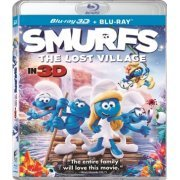 Smurfs: The Lost Village 3D+2D (Hong Kong)