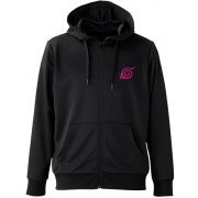 Boruto: Naruto Next Generations - Boruto Zip Up Hoodie Black (XL Size) (Japan)