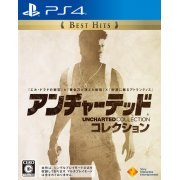 Uncharted Collection (Best Hits) (Japan)